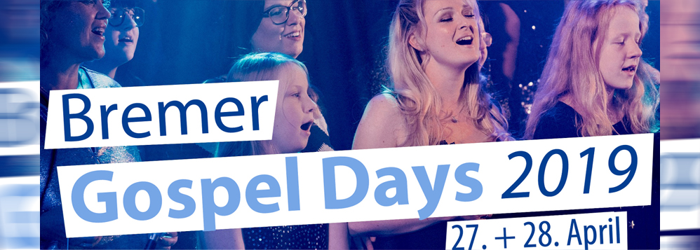 Bremer Gospel Days 2019