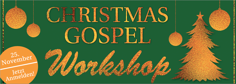 Christmast Gospel Workshop 2017