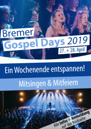 Bremer Gospel Day 2019