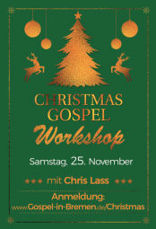 Christmas Gospel Workshop 2017